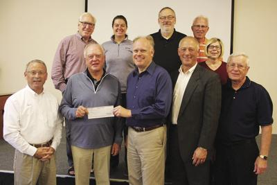 Sun Prairie Improvement Council donates to Media Center