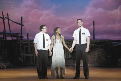 Review: 'Book of Mormon' rings the right bells