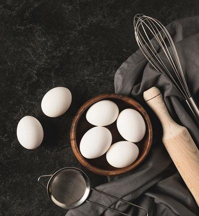 Take Eggs Beyond Breakfast