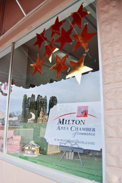 Milton's shining stars