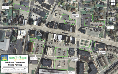 City eyes downtown parking issues