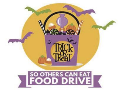 Patrick Marsh students set up food drive Oct. 19-30