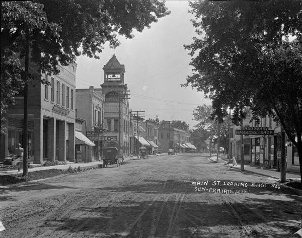 Historian warns not to demolish Sun Prairie's past