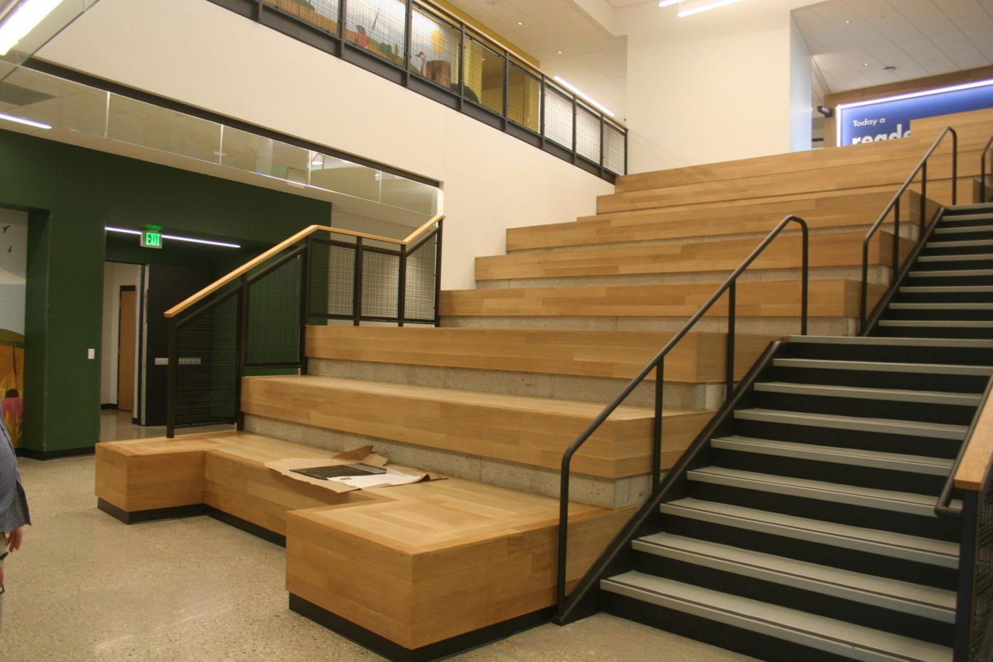 Social stairs