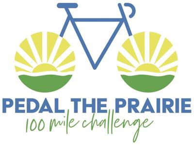 Pedal the Prairie logo (2020)