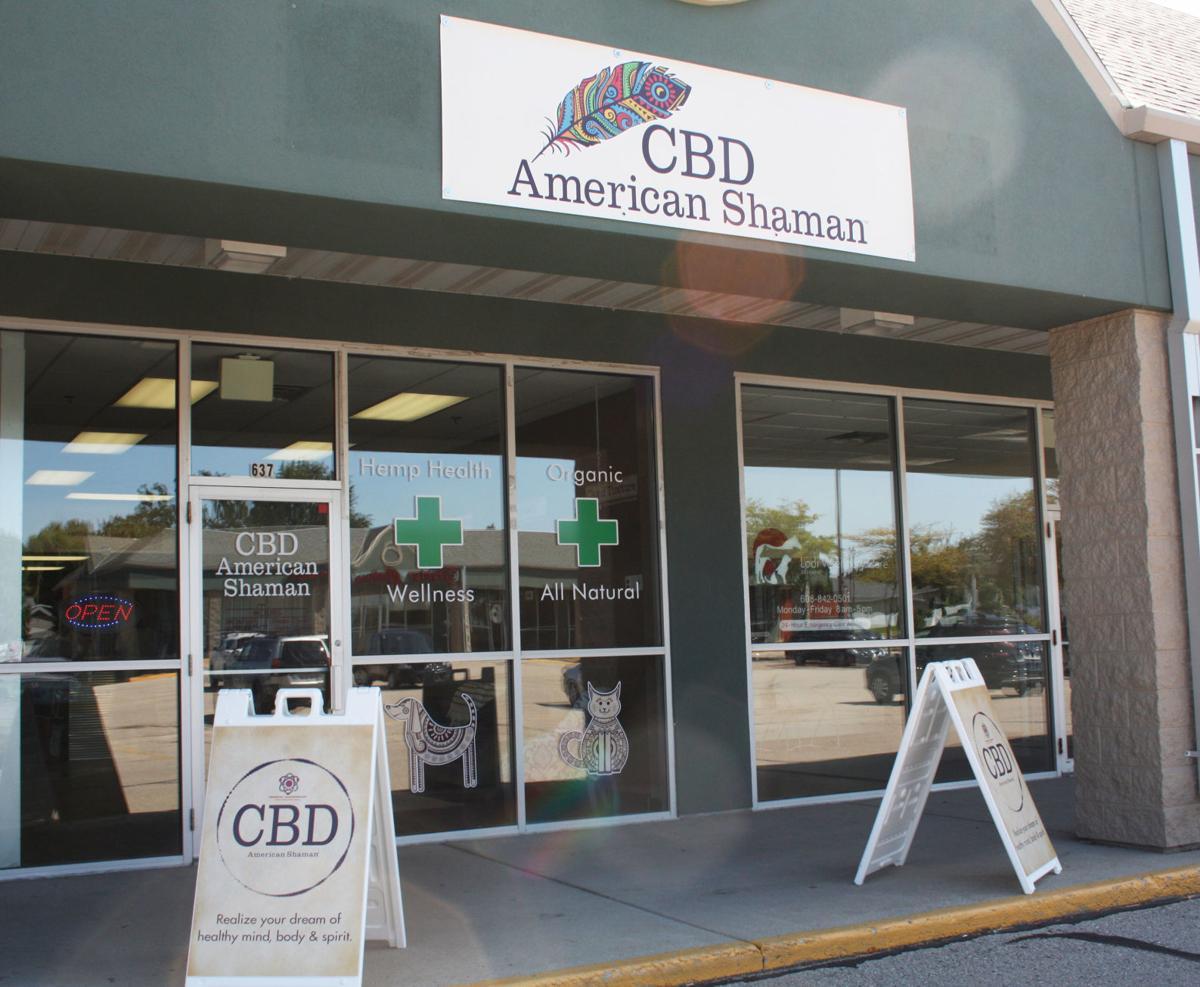 CBD shop opens in DeForest | Community | hngnews com