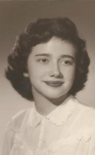 """Elizabeth Ann """"Betty"""" Crye"""