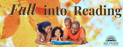 Fall into reading with the Sun Prairie Public Library