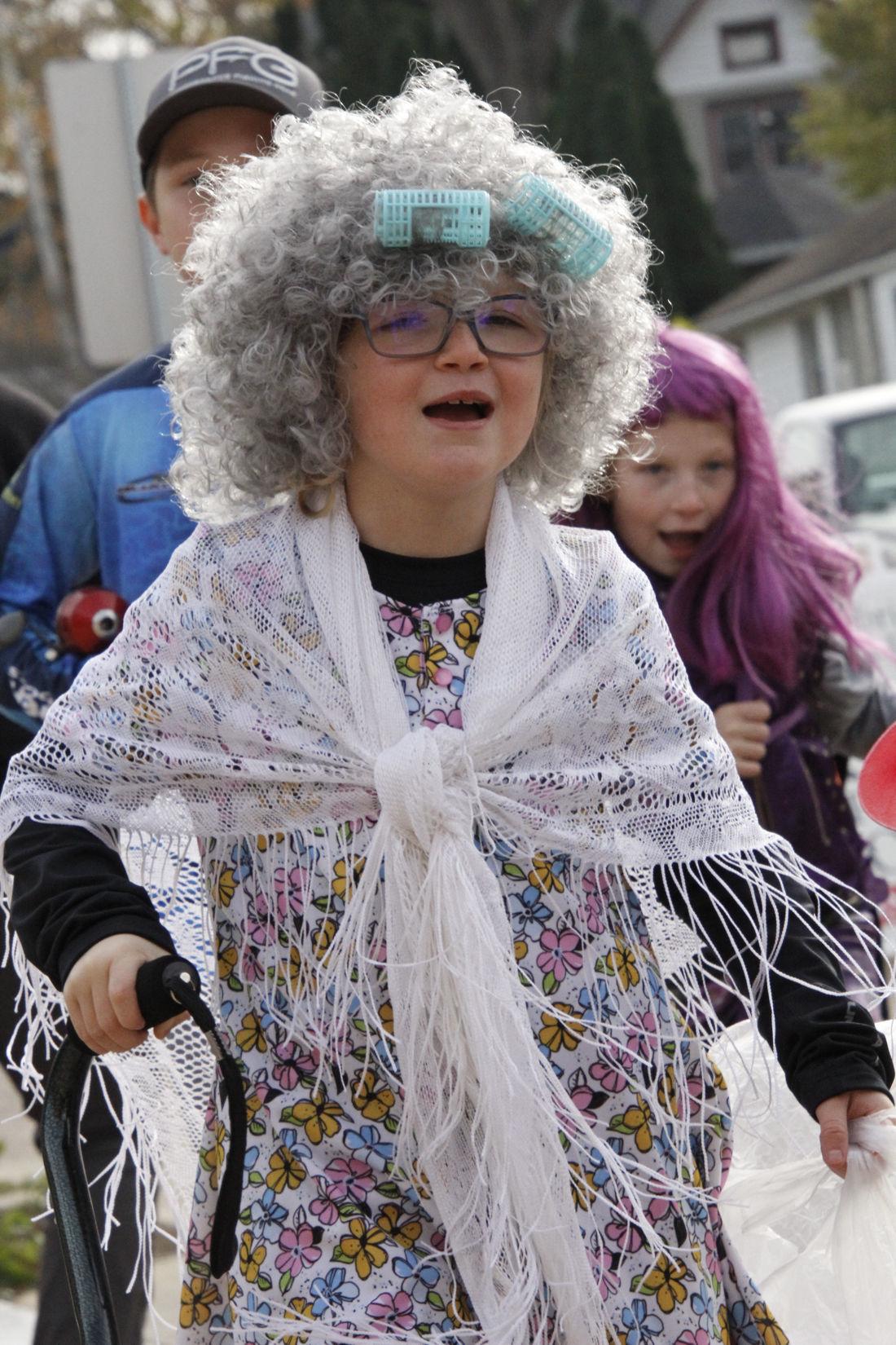 Cambridge Halloween Parade