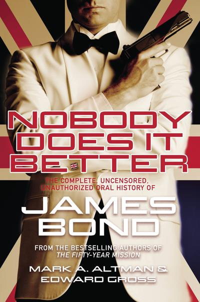 Book Review - Nobody Does It Better