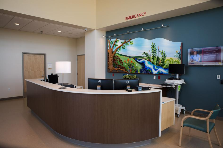 Emergency room opens to patients on August 17 at UW Health at the ...