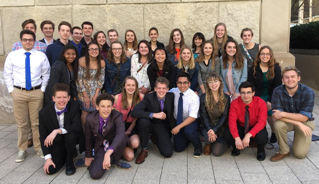 middle school state forensics meet in wisconsin