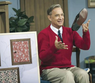 Tom Hanks as Fred Rogers (2019)
