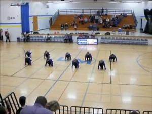Lake Mills Varsity Dance Team Performs