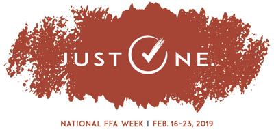 National FFA Week logo (2019)