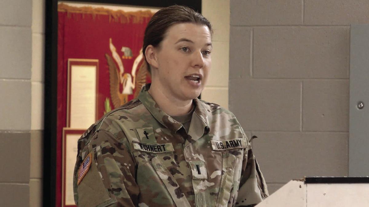 1st Lt. Jennifer Kuhnert