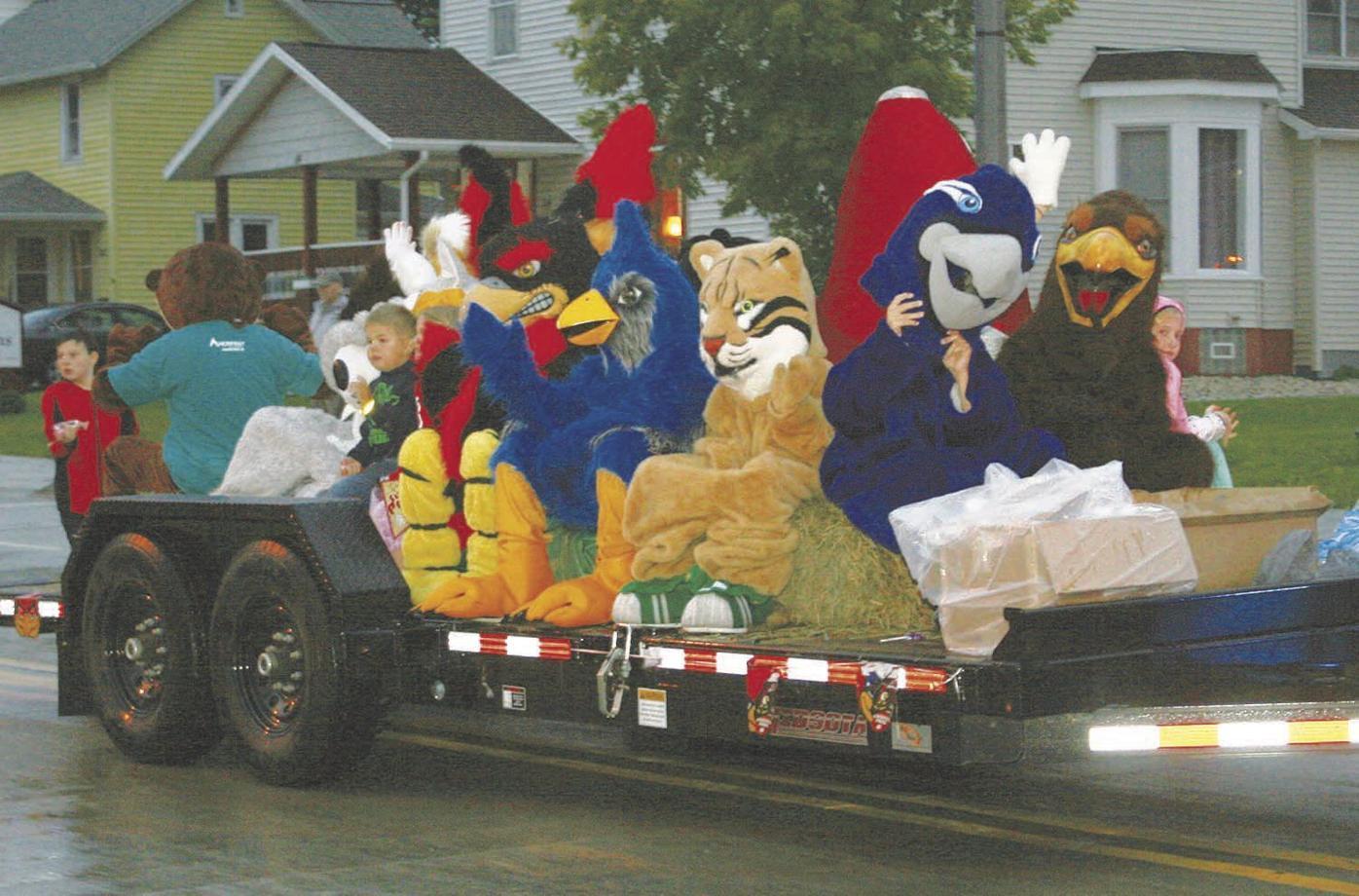 Sun Prairie School Mascots (2019)