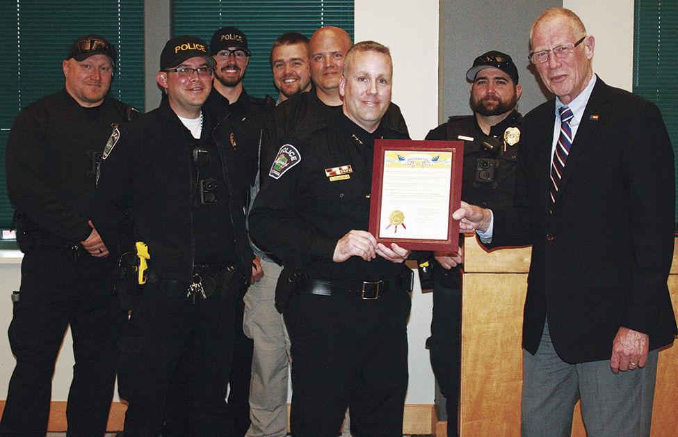 Police Week Proclamation