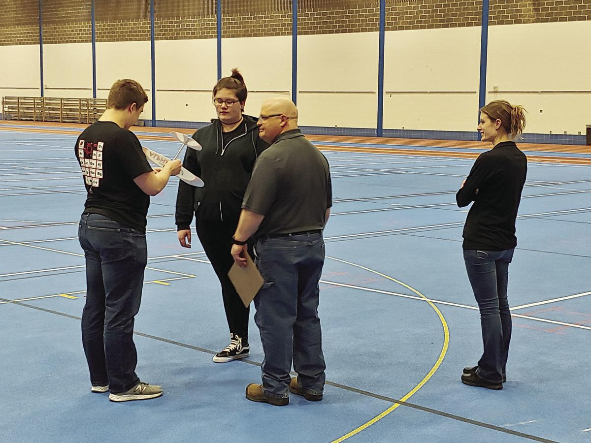 Students learn advanced problem-solving skills through Science Olympiad