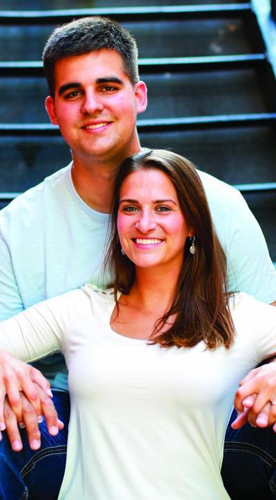 Mason Walters and Shannon Thompson