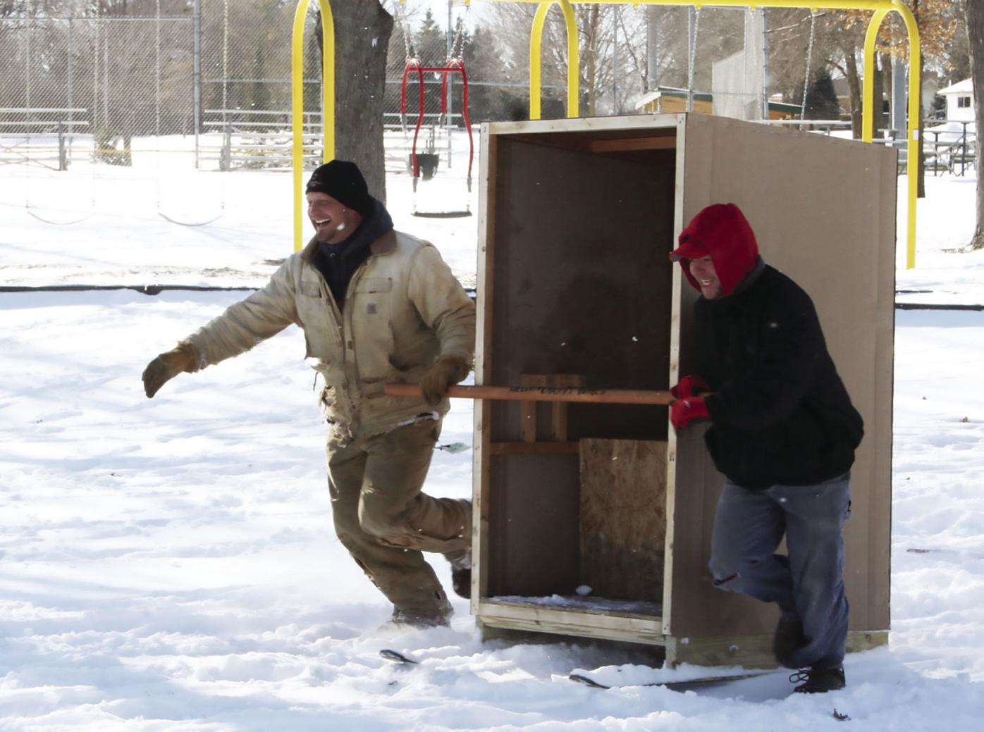 Outhouse races