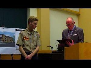 Kostelic Eagle Scout Proclamation -- 1-16-2018