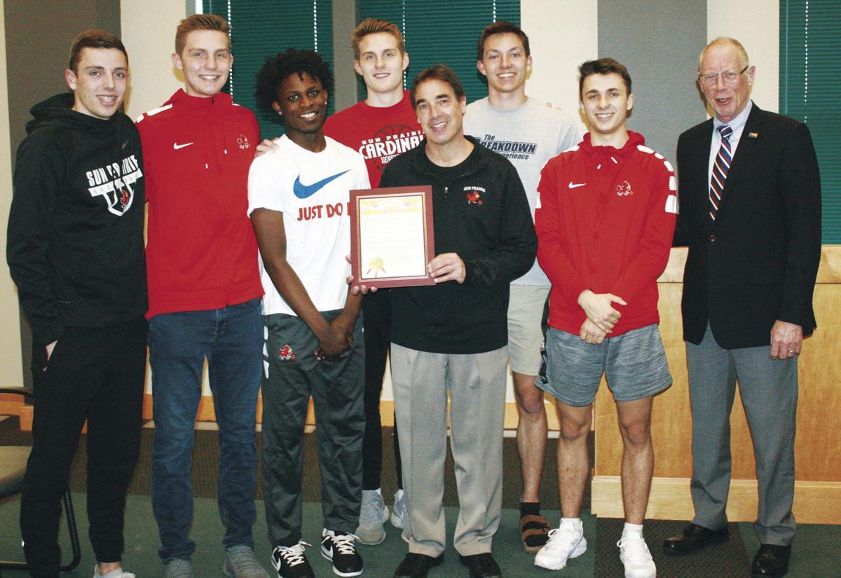 SPHS Basketball Team Proclamation
