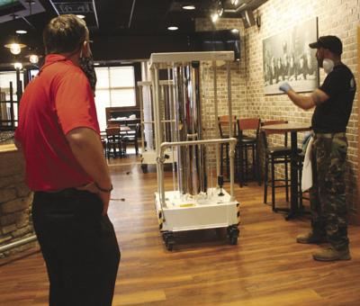 Buck & Honey's deploys high tech to re-open dining rooms during COVID-19