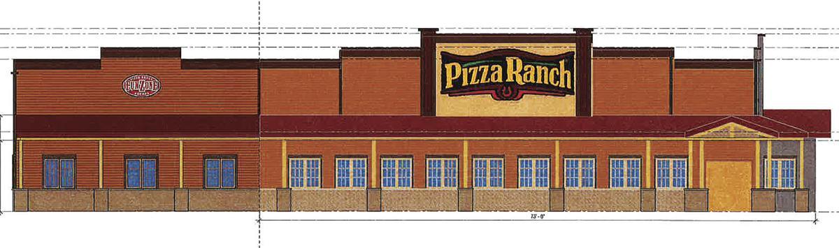 Pizza Ranch Fun Zone addition