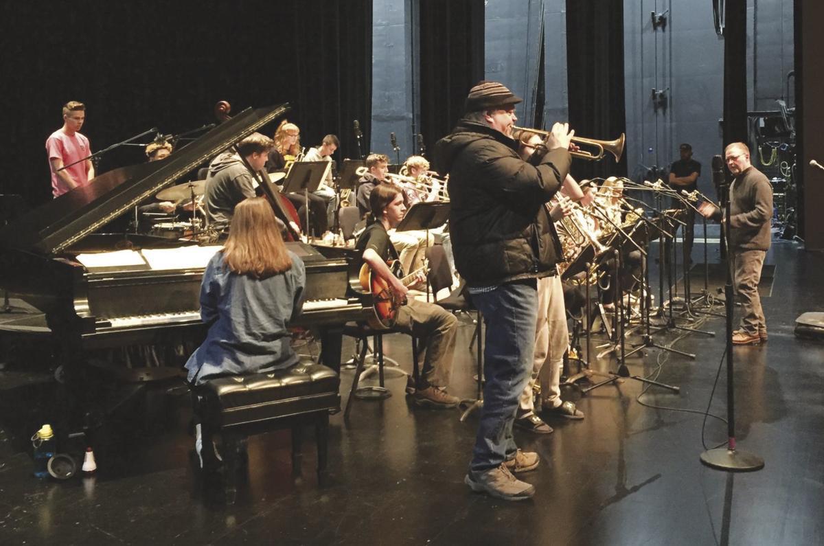 Jazz Ensemble at Overture