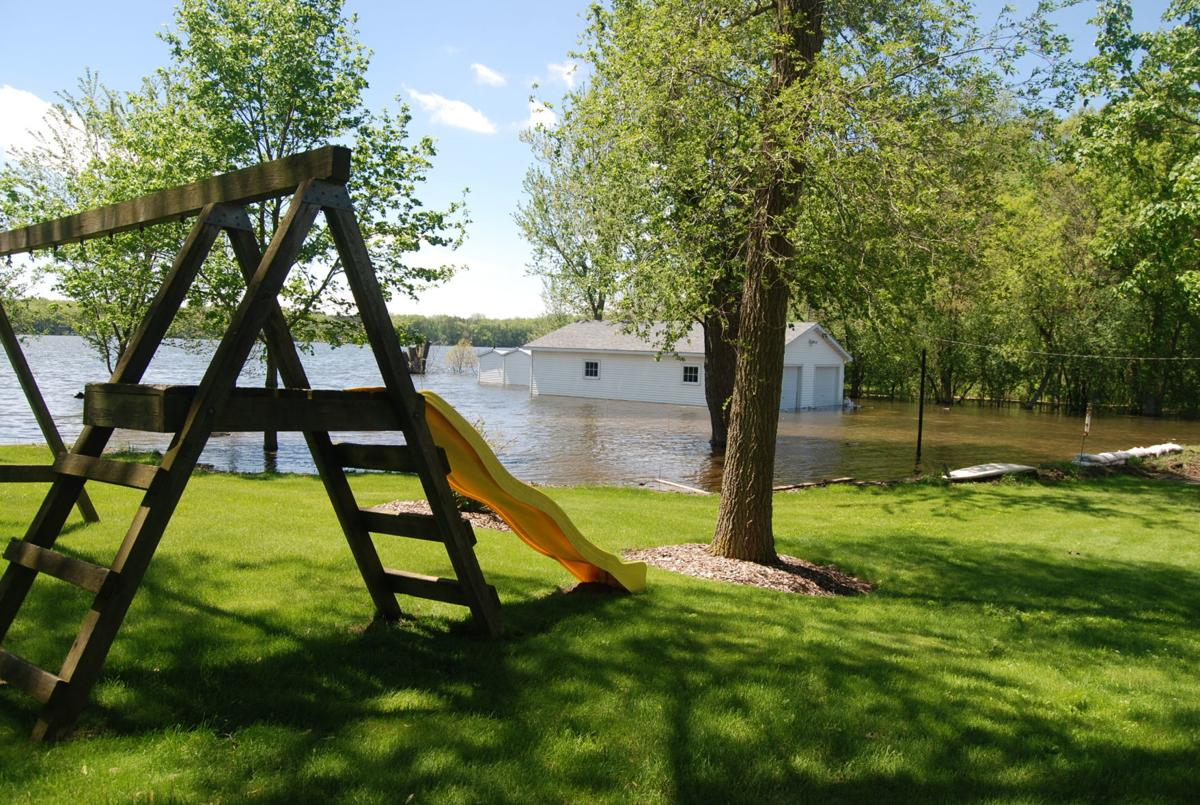 Clear Lake flooding leaves clear problem for homeowner | Milton
