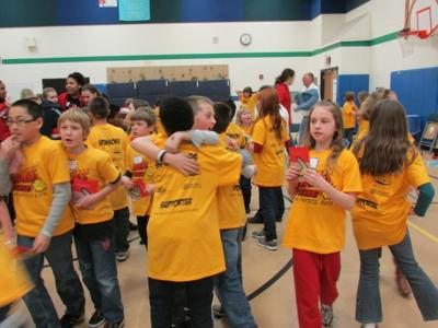 Eastside Kindness Retreat funded by Pancake Feast proceeds