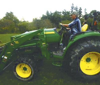 Bensley tractor