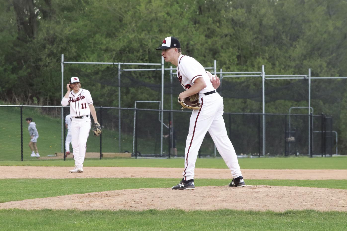 Milton baseball April 29, 2021