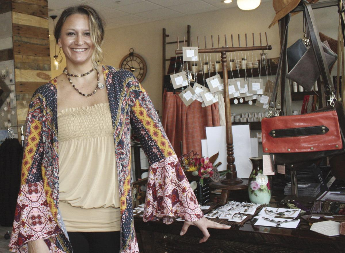 Faded Roots Boutique brings style to downtown Sun Prairie