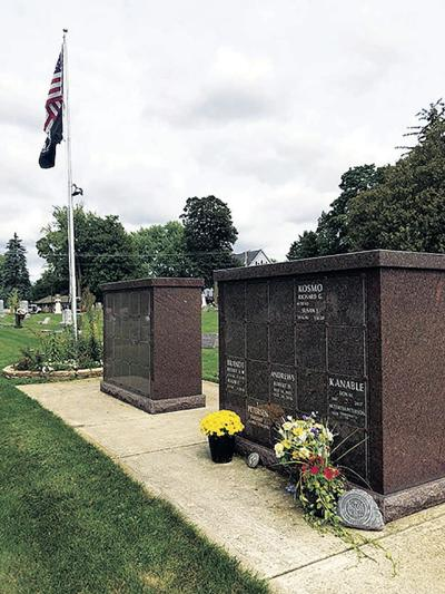 Second Lower McFarland Cemetery Columbarium