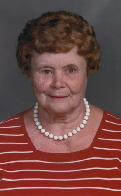 "Elizabeth J. ""Betty"" Reamer"