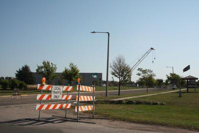 River Road and Innovation Drive repavement