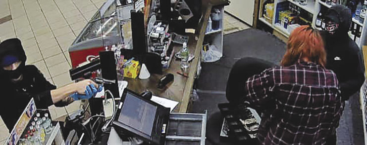 Sheriff seeks help in armed robbery case