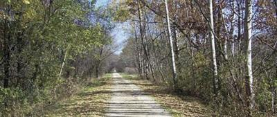 Glacial Drumlin State Trail