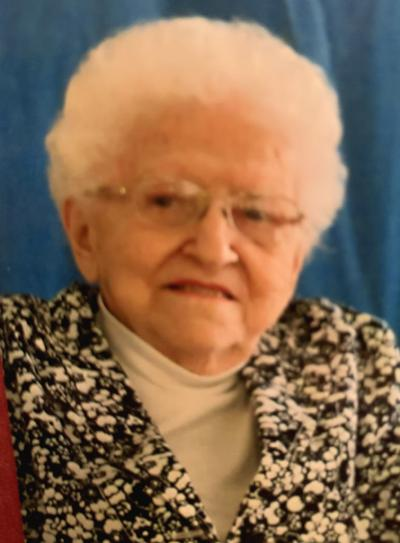 Irene Genevieve Nelson