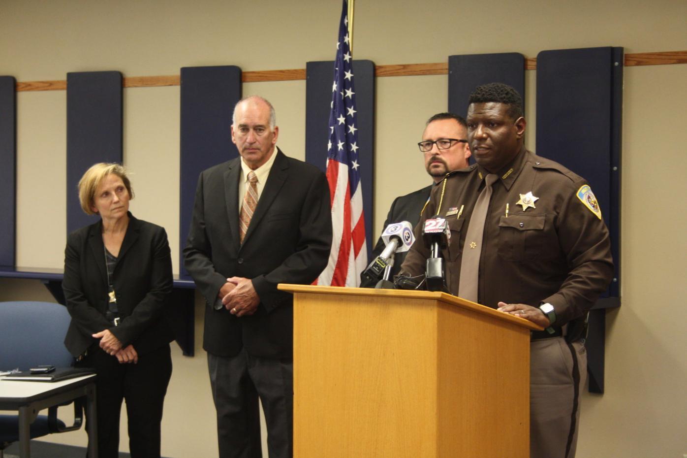 Dane County Sheriff Windsor Press Conference