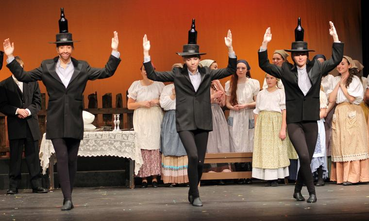 Mcfarland High School Presents Fiddler On The Roof The
