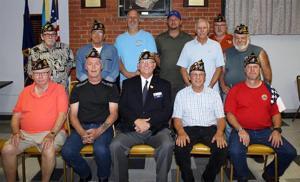 American Legion Post #67 2017-2018 Officers