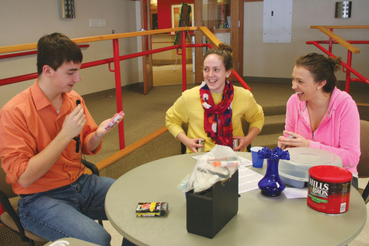 LINK-ages BINGO at the DACSC