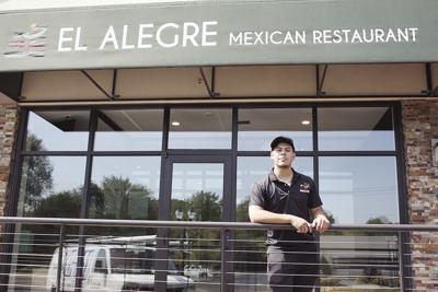 El Alegre opening soon