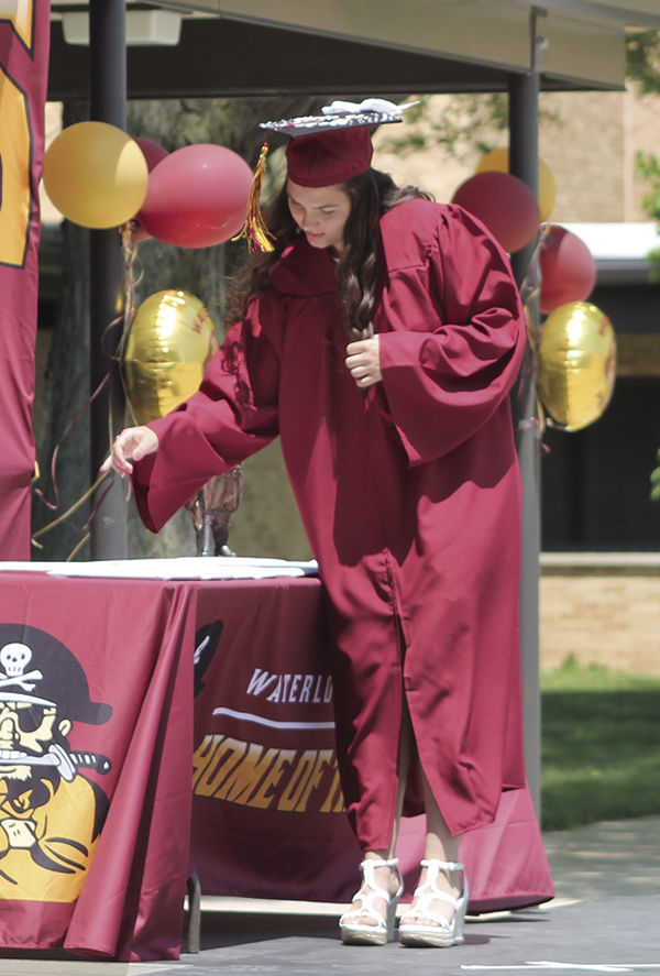 Seniors graduate with pomp amid unprecedented circumstances