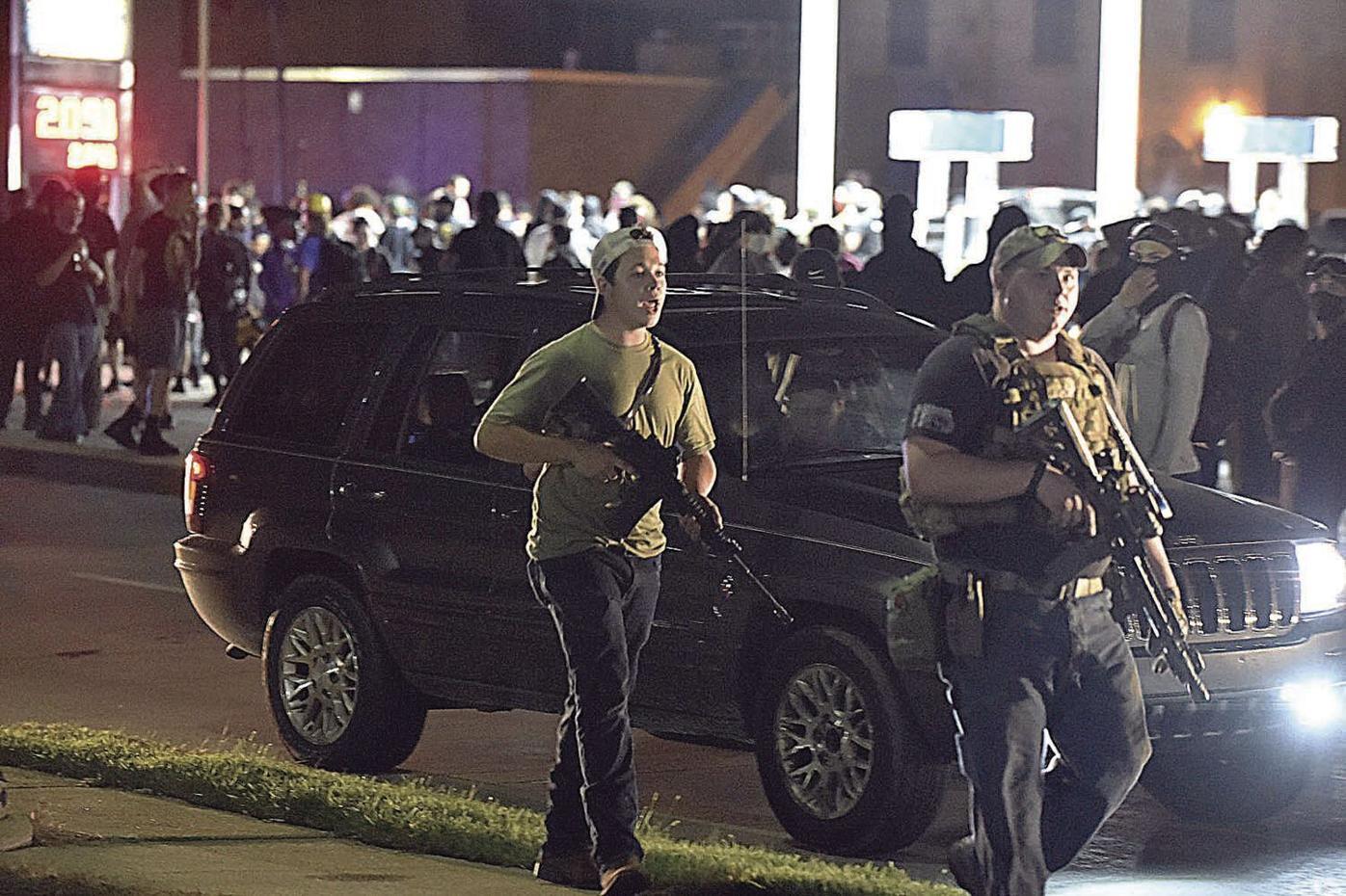 APTOPIX Police Shooting Wisconsin
