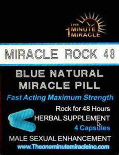 Miracle Rock 48