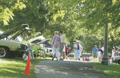 Car show brings record 130 vehicles